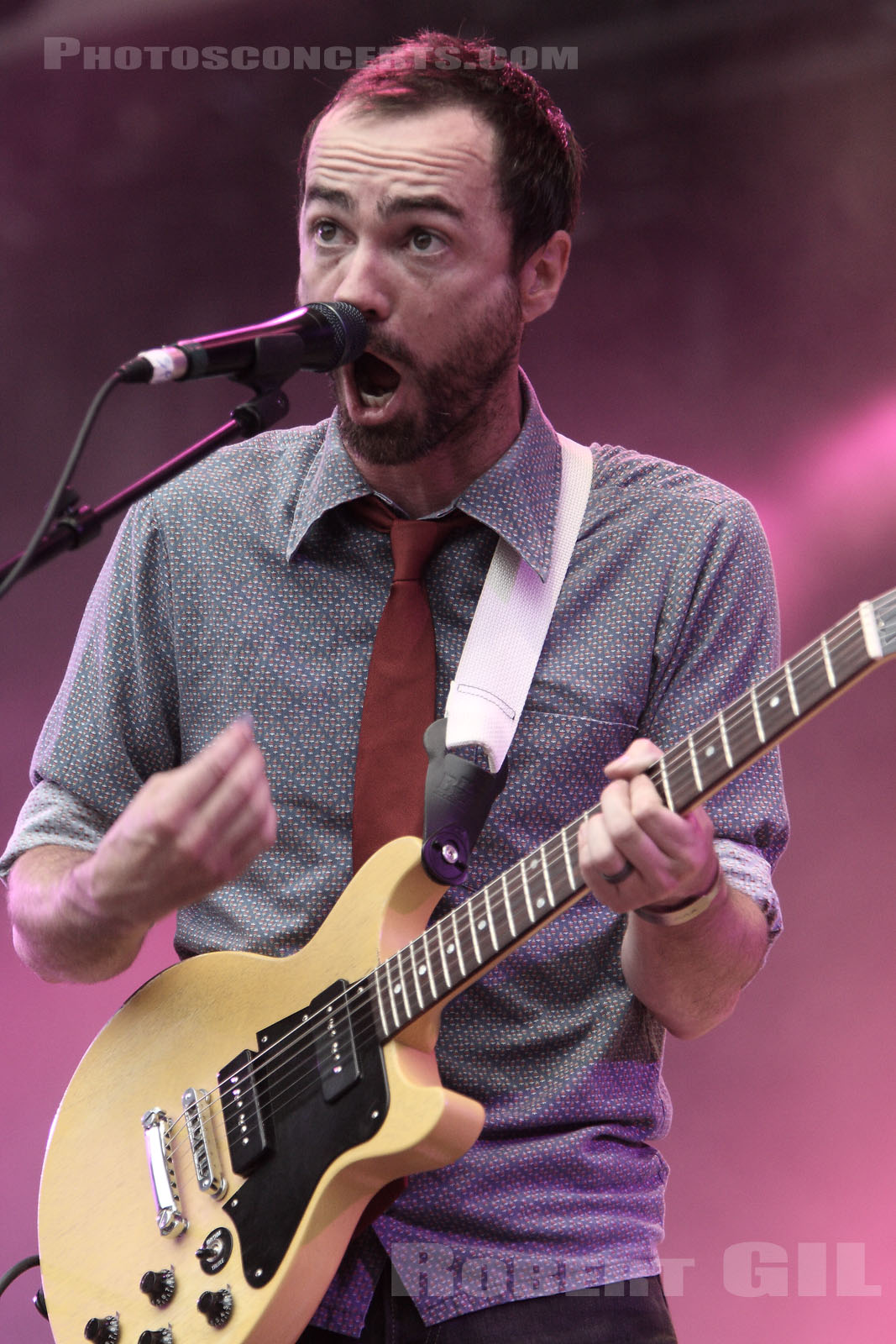 THE SHINS - 2007-08-24 - SAINT CLOUD - Domaine National - Grande Scene