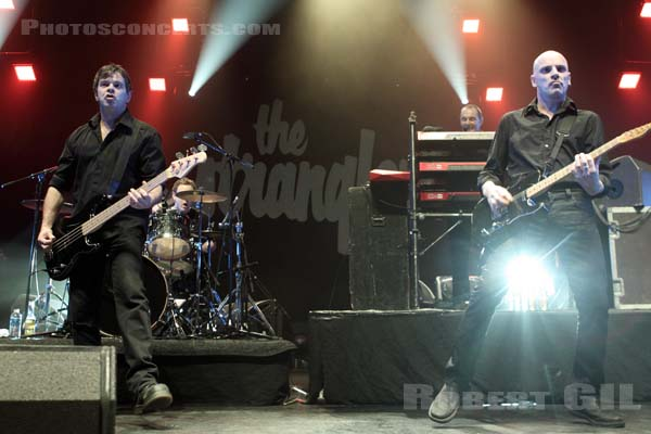 THE STRANGLERS - 2009-02-05 - PARIS - Olympia