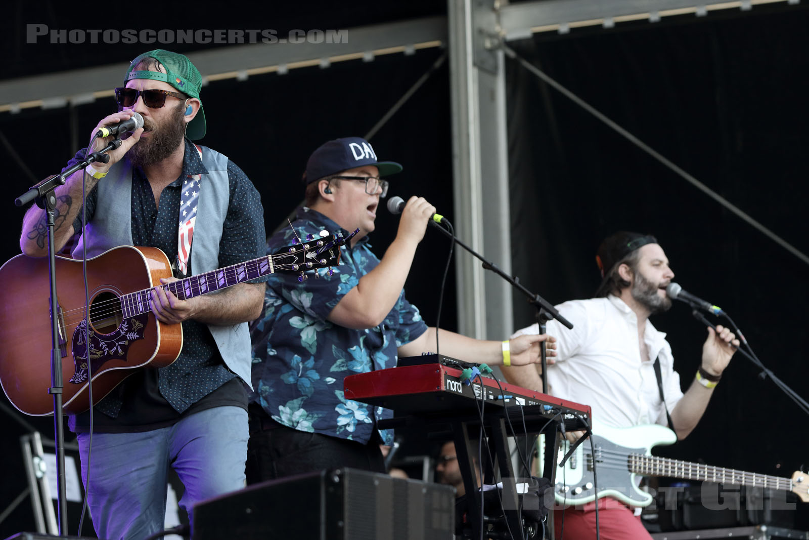 THE STRUMBELLAS - 2016-08-26 - SAINT CLOUD - Domaine National - Scene Pression Live