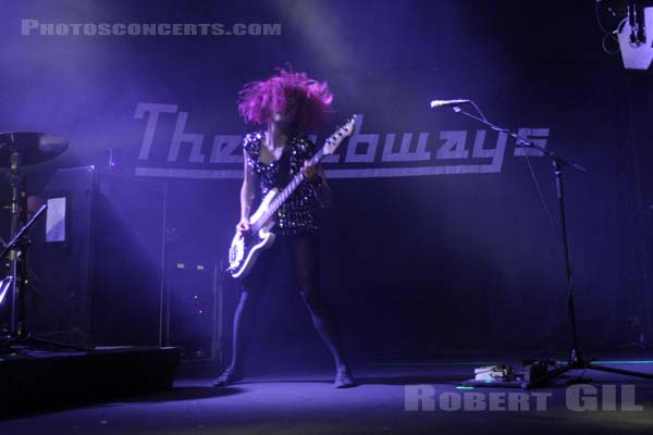 THE SUBWAYS - 2015-03-13 - PARIS - Trabendo