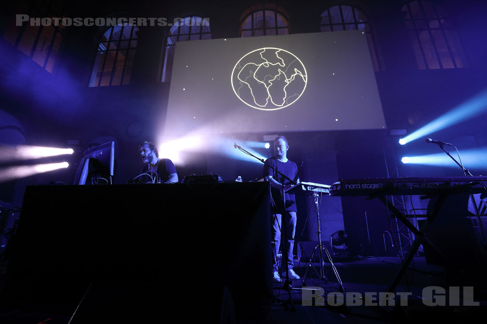THE SUPERMEN LOVERS - 2019-04-21 - PARIS - Palais Brongniart - La Nef