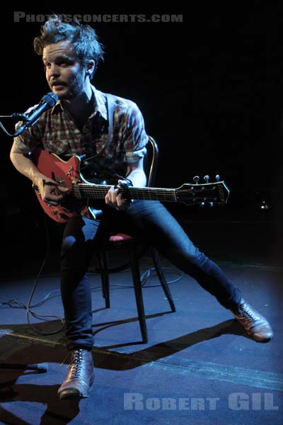 THE TALLEST MAN ON EARTH - 2010-11-29 - PARIS - Cafe de la Danse