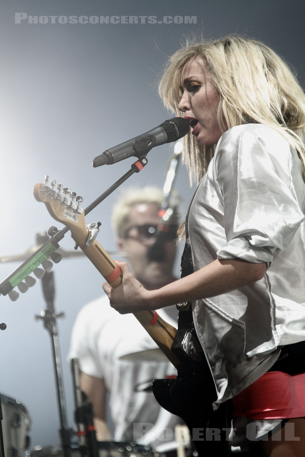 THE TING TINGS - 2011-07-01 - BELFORT - Presqu'ile du Malsaucy