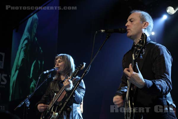 THE VASELINES - 2011-01-29 - SAINT OUEN - Mains d'Oeuvres