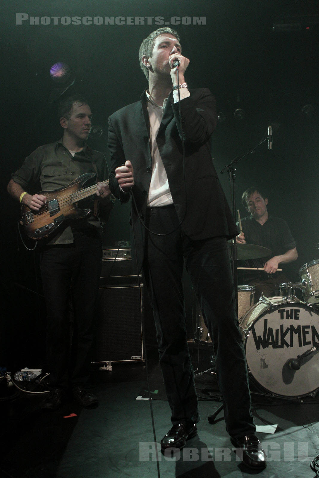 THE WALKMEN - 2010-11-19 - PARIS - La Fleche d'Or