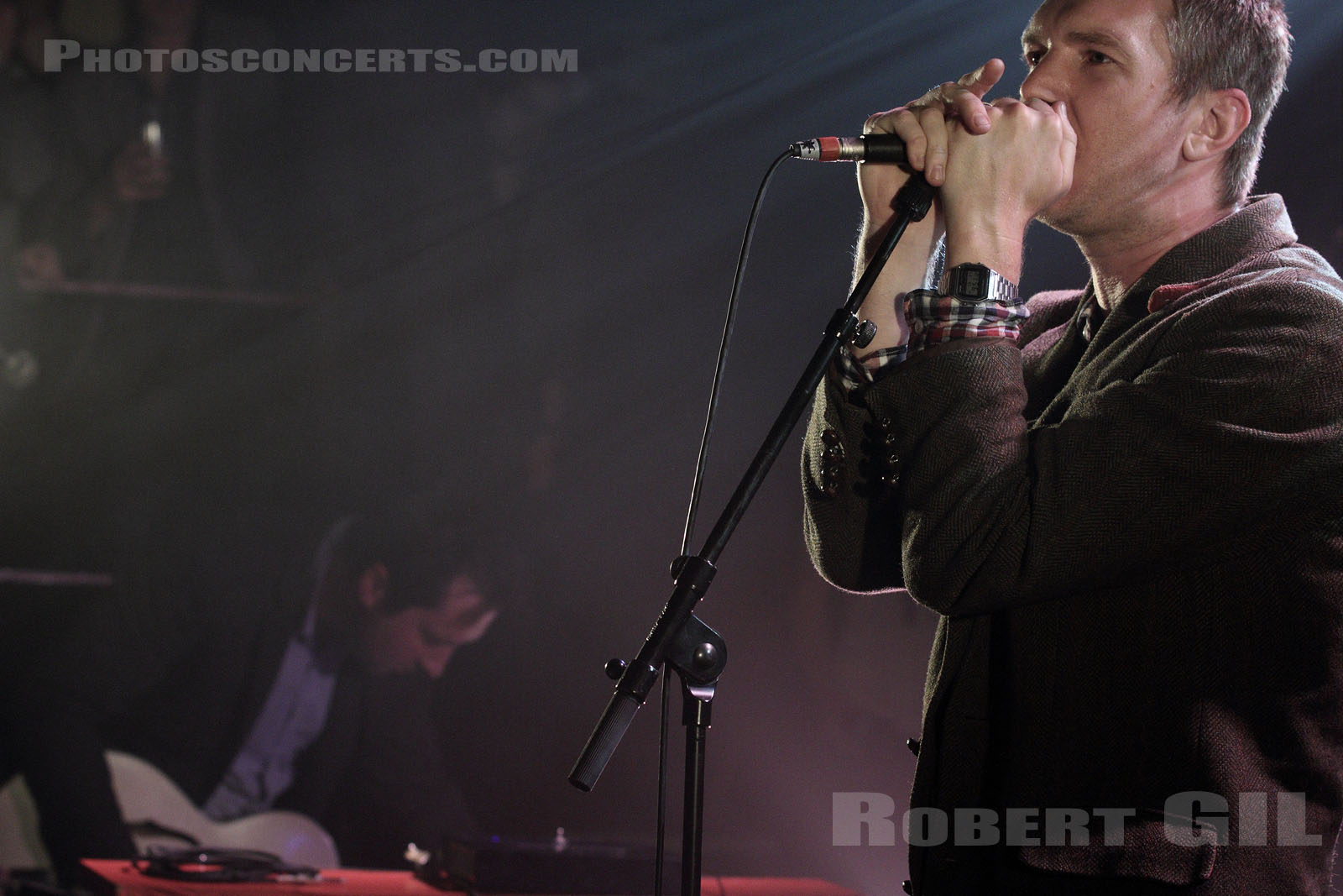 THE WALKMEN - 2013-04-27 - PARIS - La Maroquinerie