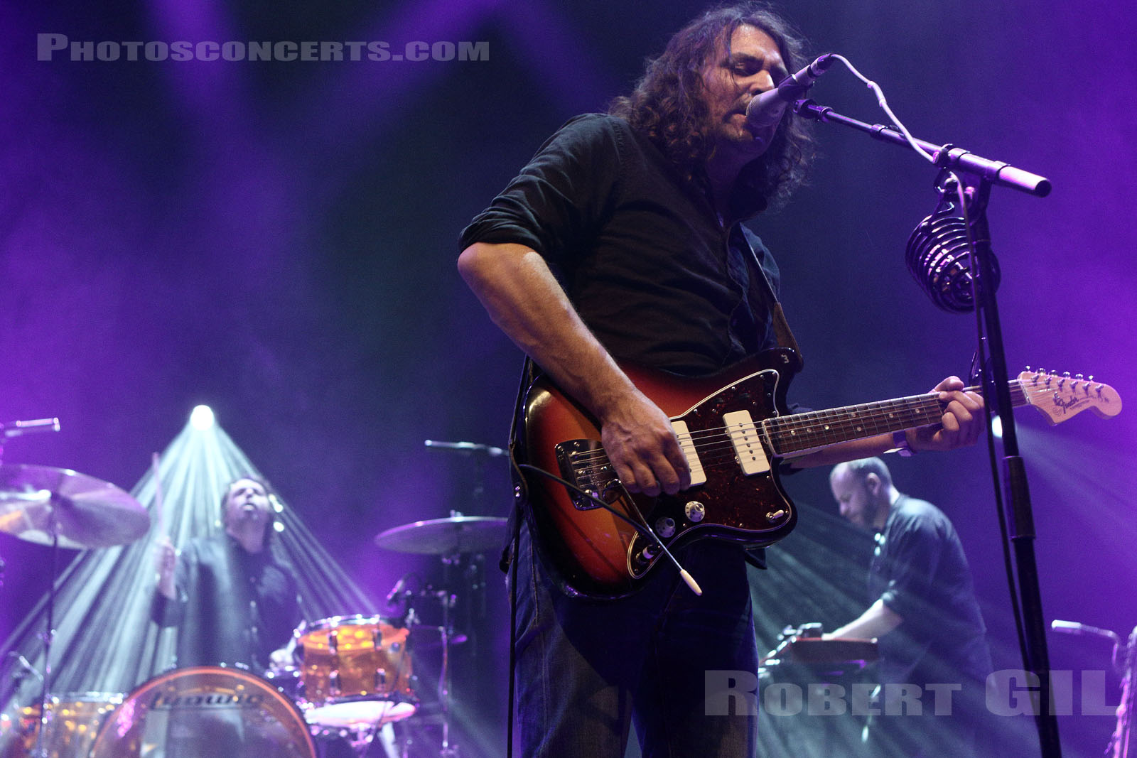 THE WAR ON DRUGS - 2015-07-06 - PARIS - Philharmonie de Paris 2
