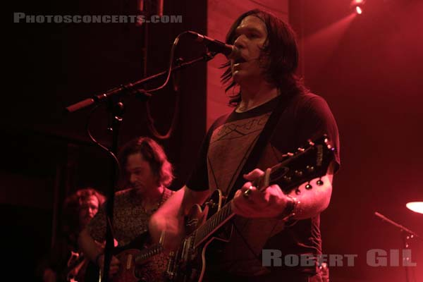 THE WARLOCKS - 2016-09-19 - PARIS - Petit Bain