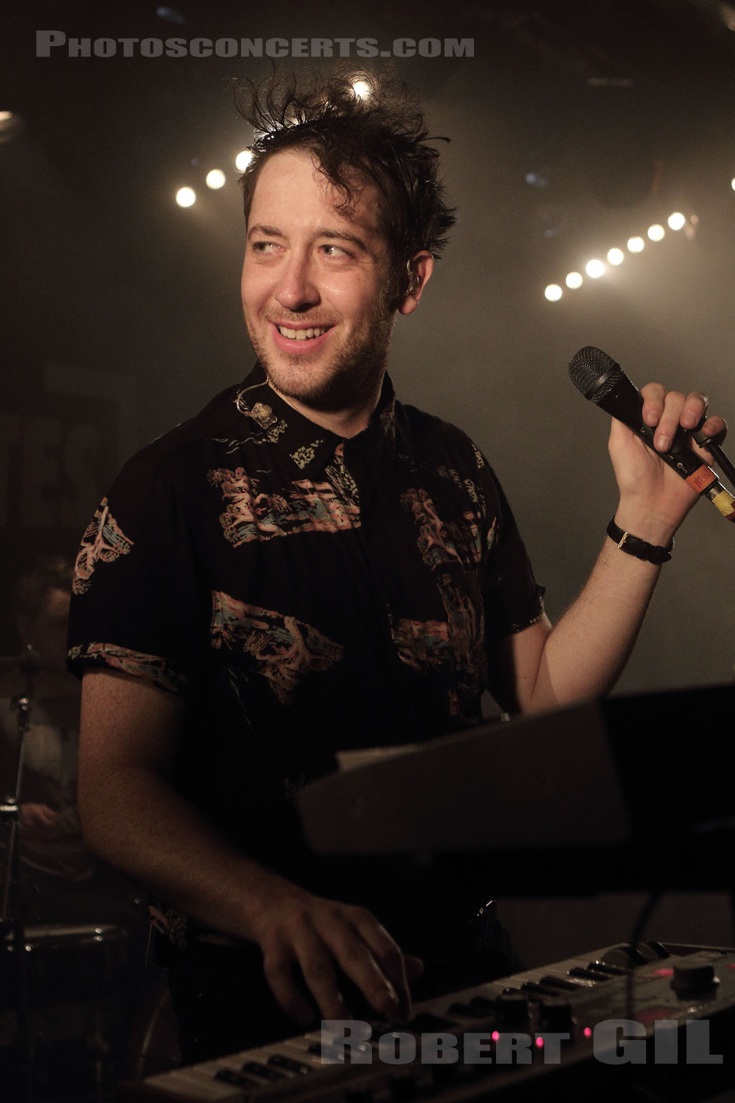 THE WOMBATS - 2018-03-08 - PARIS - La Maroquinerie
