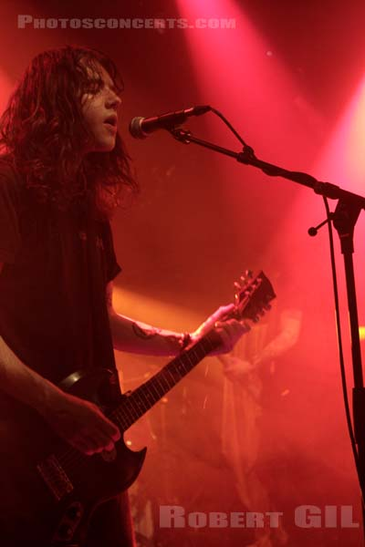 THE WYTCHES - 2014-12-11 - PARIS - La Fleche d'Or