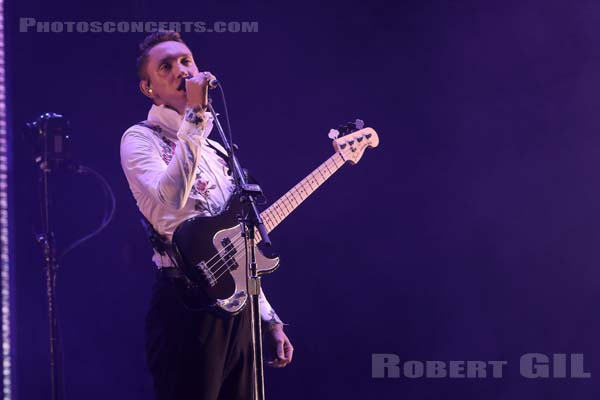 THE XX - 2017-08-27 - SAINT CLOUD - Domaine National - Grande Scene