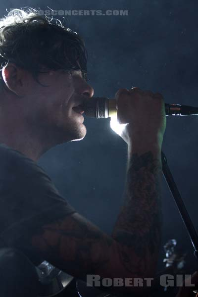 THEE OH SEES - 2013-05-26 - PARIS - Trabendo