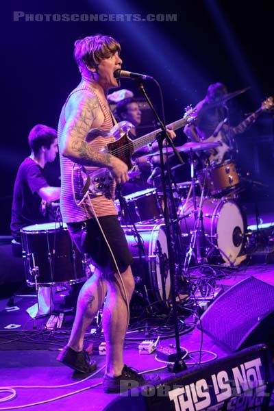 THEE OH SEES - 2015-05-29 - NIMES - Paloma - Grande Salle