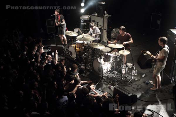 THEE OH SEES - 2016-09-14 - PARIS - La Cigale