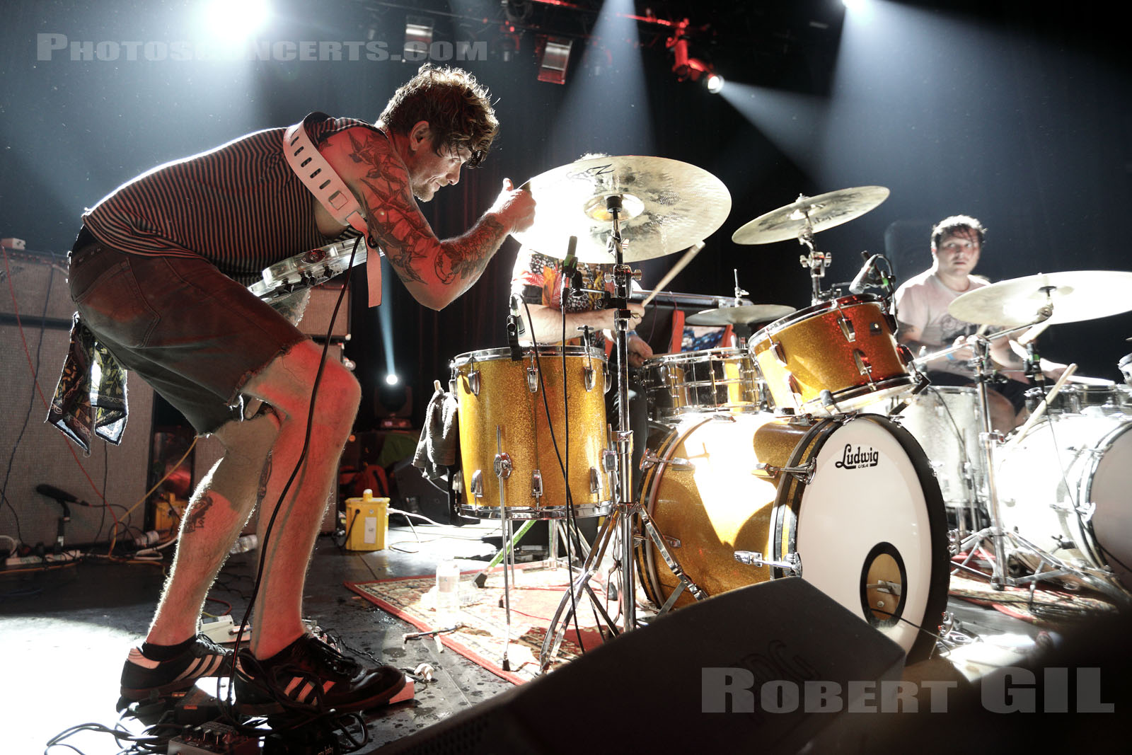 THEE OH SEES - 2019-09-05 - PARIS - Le Bataclan