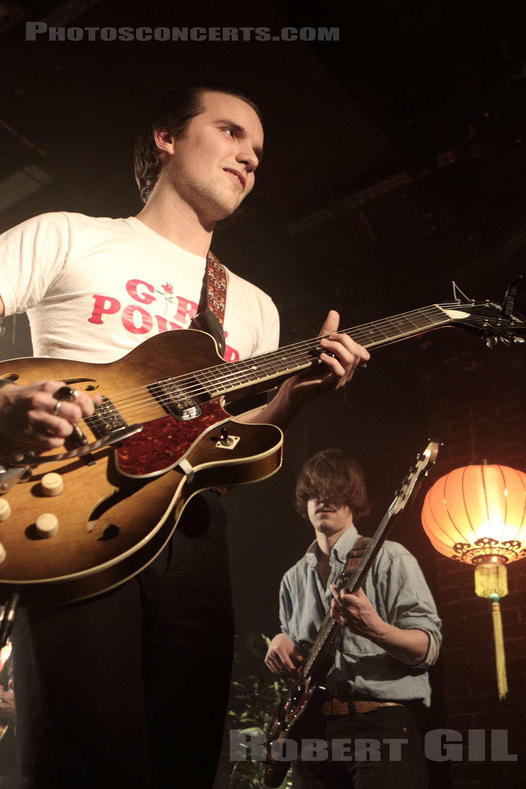 THEO LAWRENCE AND THE HEARTS - 2017-02-10 - PARIS - La Maroquinerie