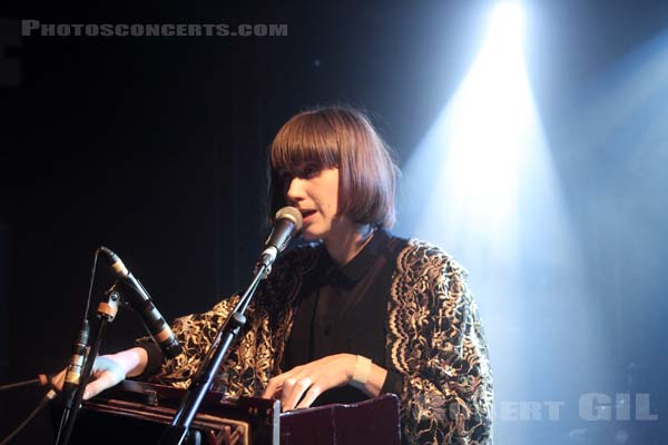 THERESE AUNE - 2014-02-01 - PARIS - Point Ephemere