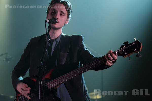 THESE NEW PURITANS - 2013-11-08 - PARIS - La Cigale