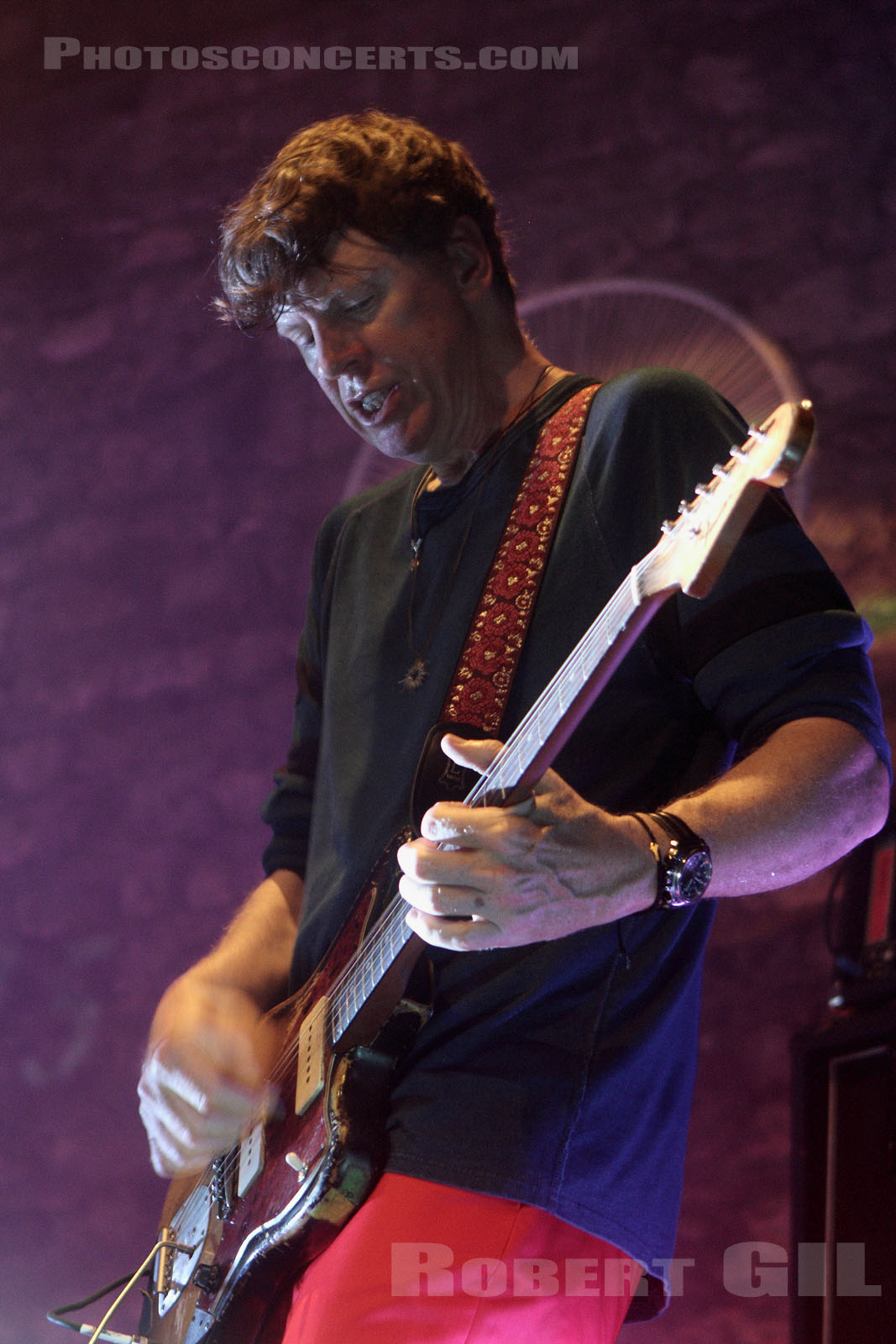 THURSTON MOORE - 2015-04-30 - PARIS - Cafe de la Danse