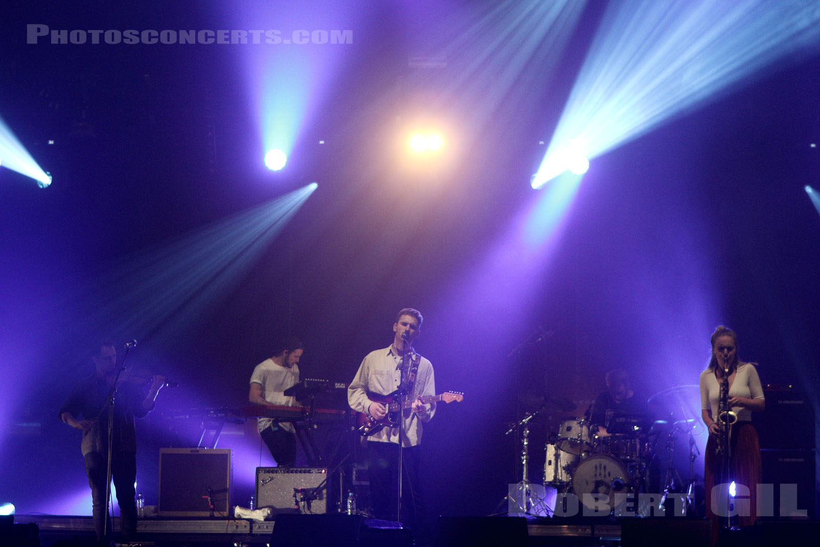 TOM MISCH - 2017-11-04 - PARIS - Grande Halle de La Villette