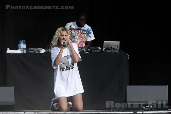 TOMMY GENESIS - 2019-08-24 - SAINT CLOUD - Domaine National - Scene des 4 Vents