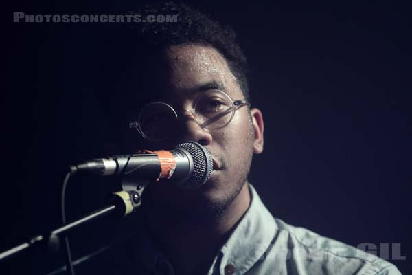 TORO Y MOI - 2011-05-16 - PARIS - Point Ephemere