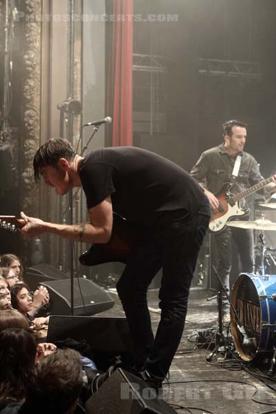 TRANSFER - 2013-03-16 - PARIS - Le Trianon