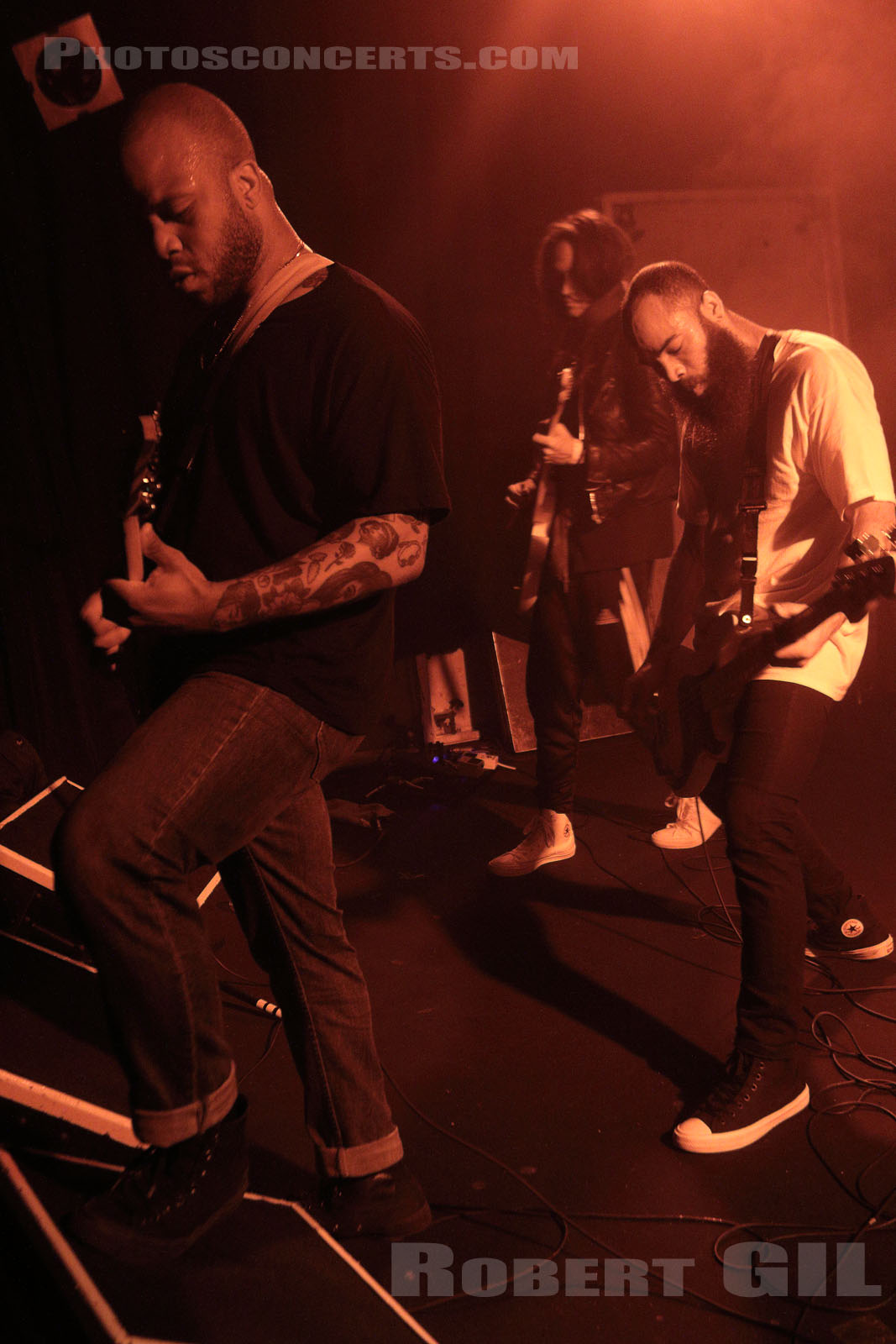 TRASH TALK - 2017-03-09 - PARIS - Point Ephemere