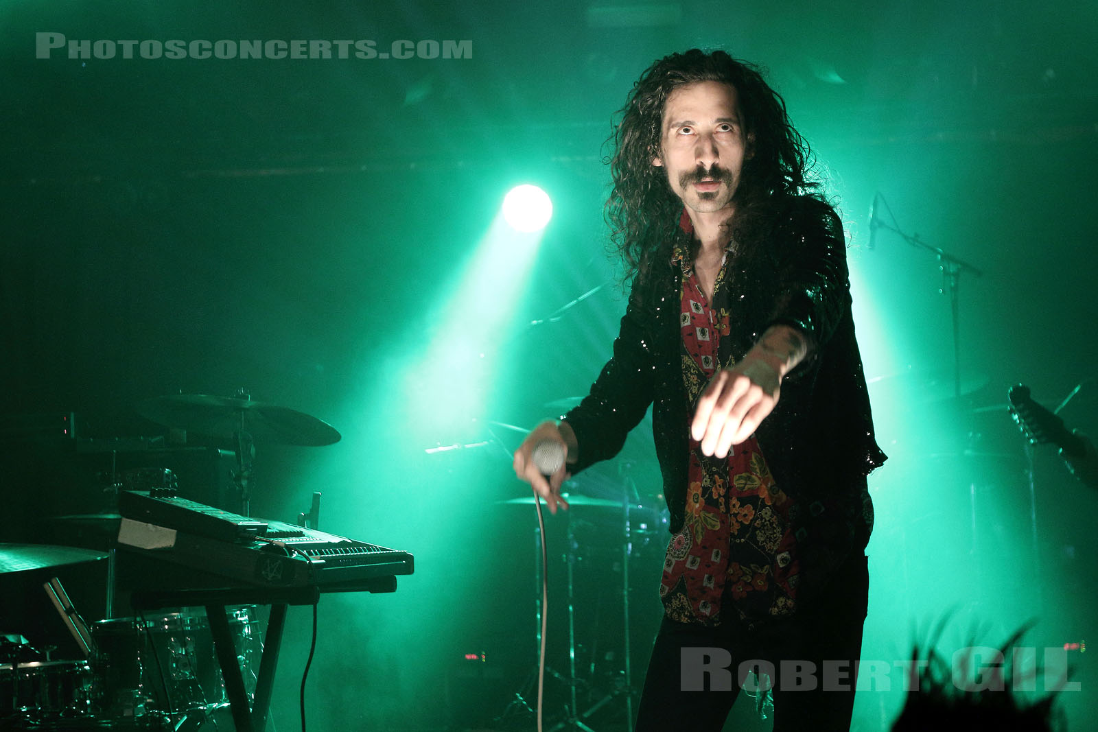TURBOWOLF - 2018-10-27 - PARIS - Cabaret Sauvage