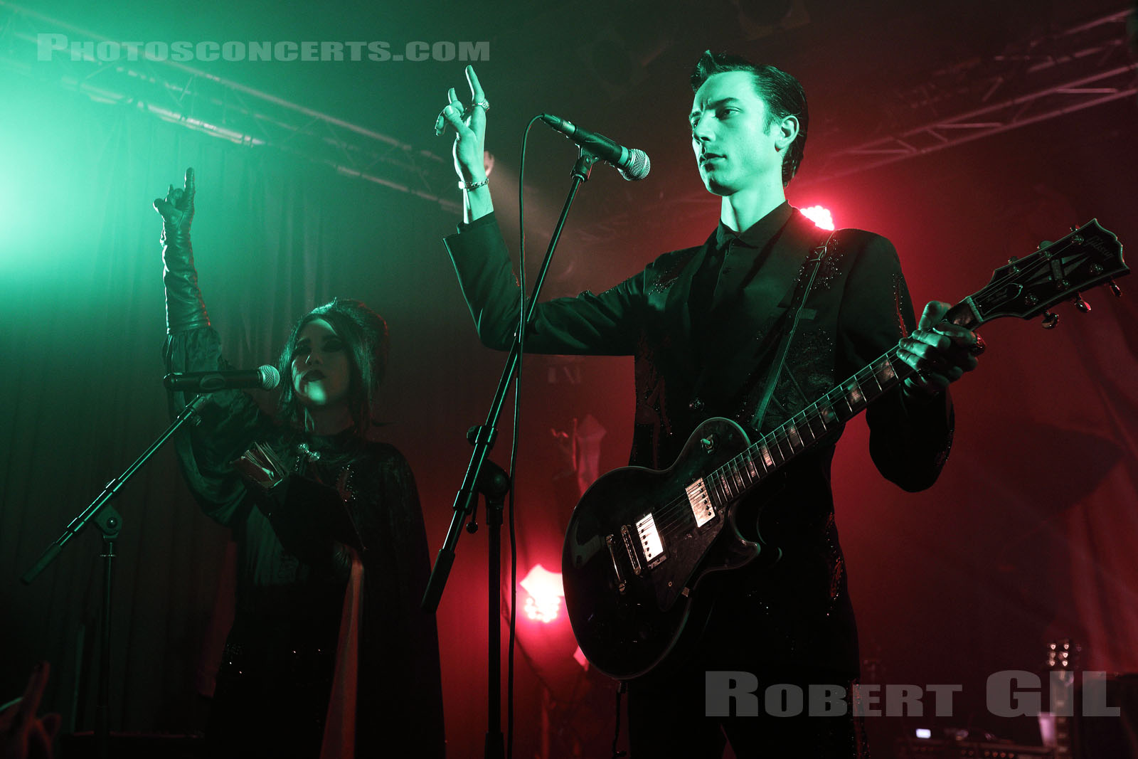 TWIN TEMPLE - 2020-02-15 - PARIS - Point Ephemere