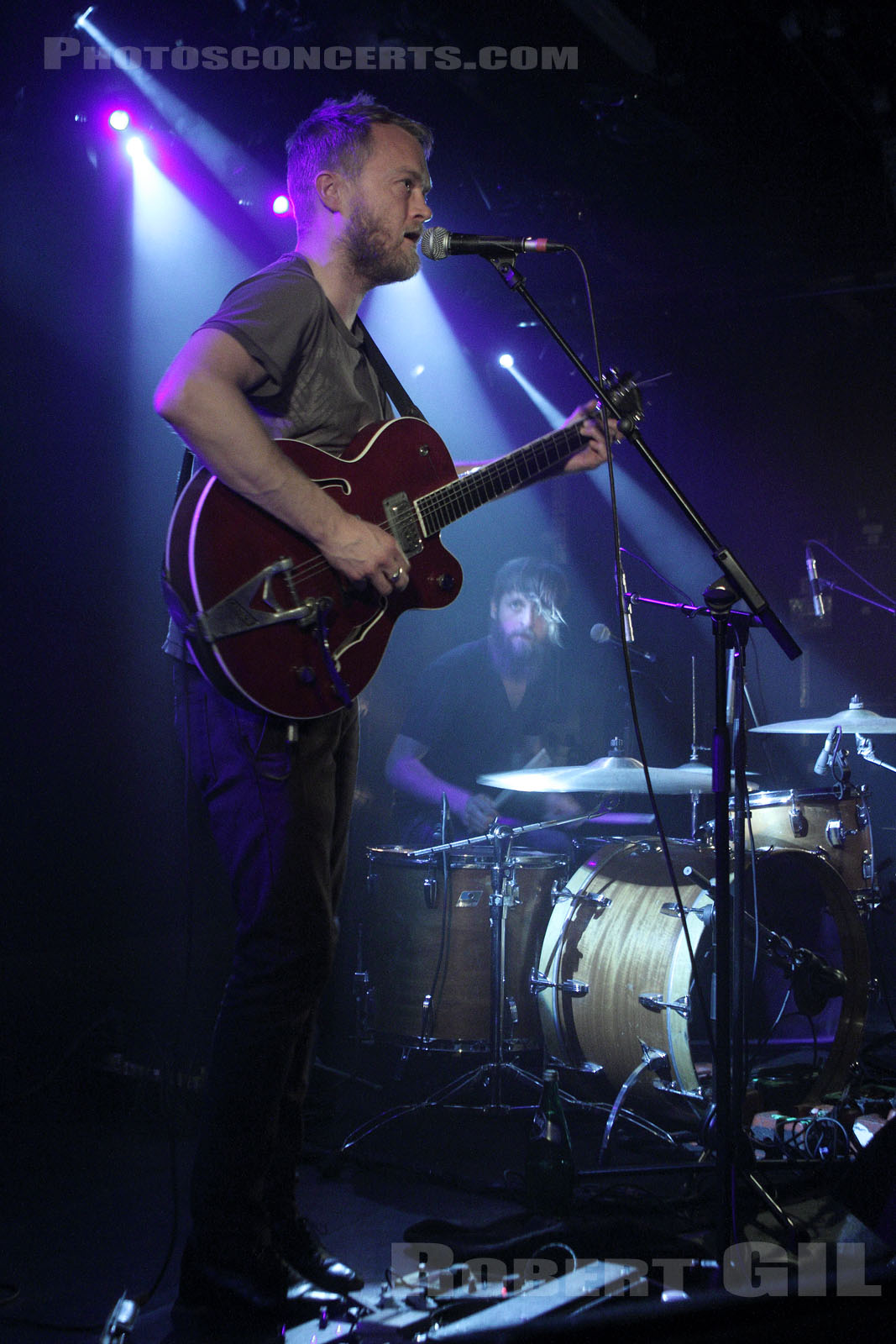 TWO GALLANTS - 2012-02-20 - PARIS - La Maroquinerie