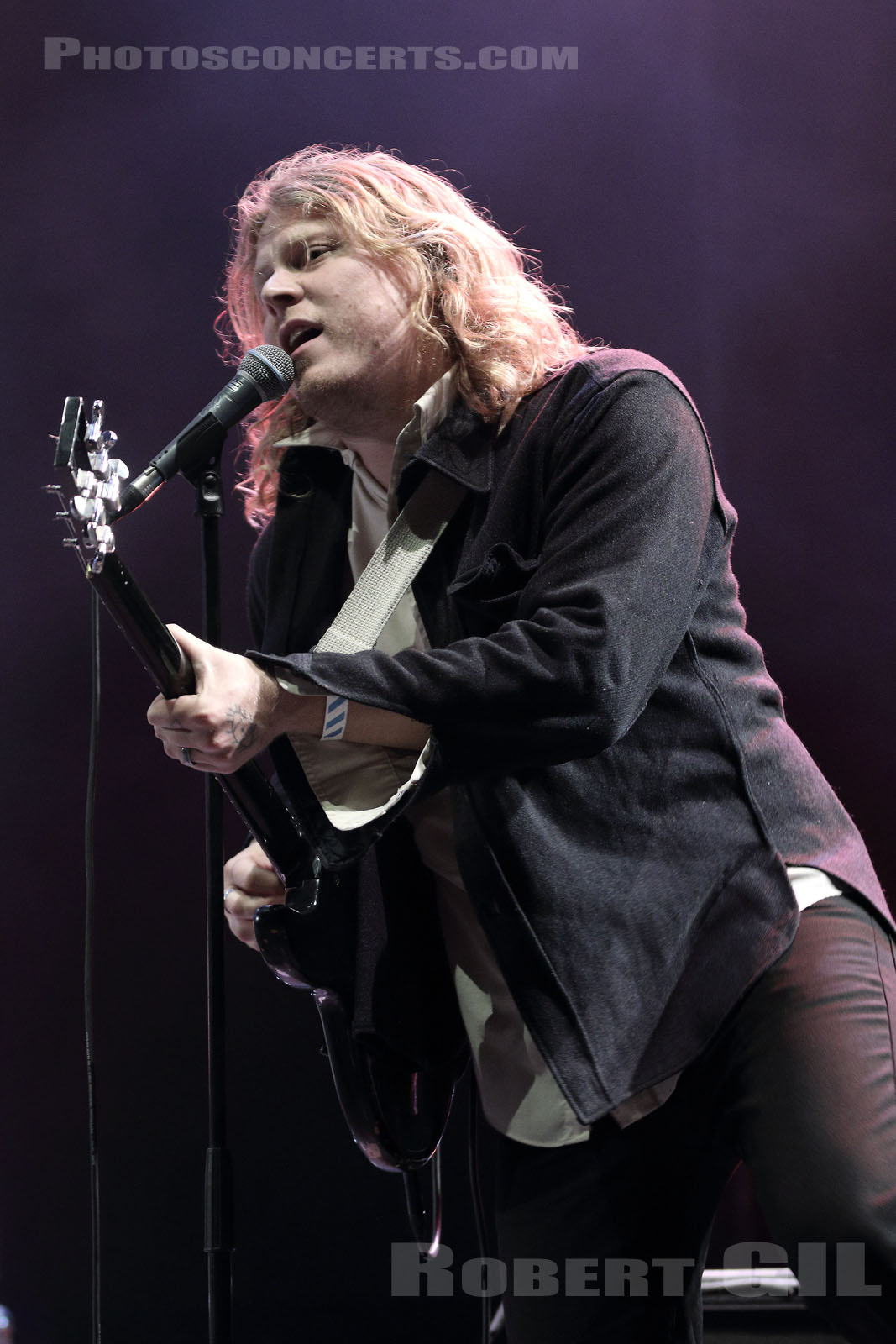 TY SEGALL AND THE FREEDOM BAND - 2018-06-02 - NIMES - Paloma - Flamingo