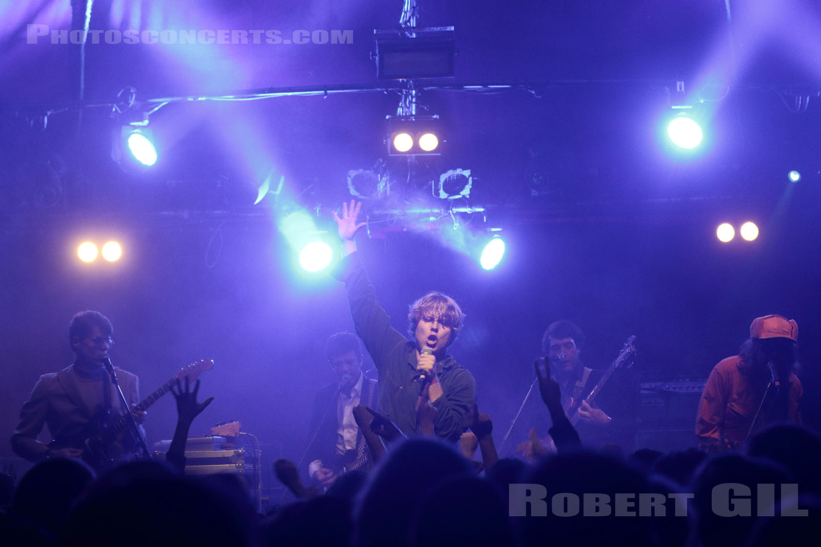 TY SEGALL AND THE MUGGERS - 2016-05-31 - PARIS - Cabaret Sauvage
