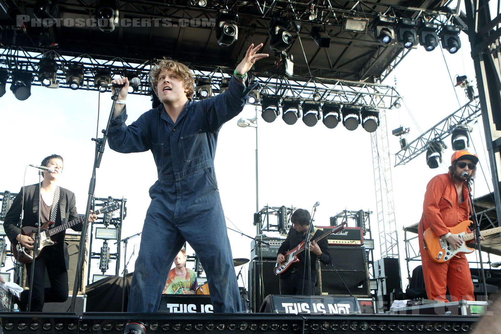 TY SEGALL AND THE MUGGERS - 2016-06-03 - NIMES - Paloma