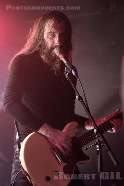 UNCLE ACID AND THE DEADBEATS - 2018-12-09 - PARIS - La Maroquinerie