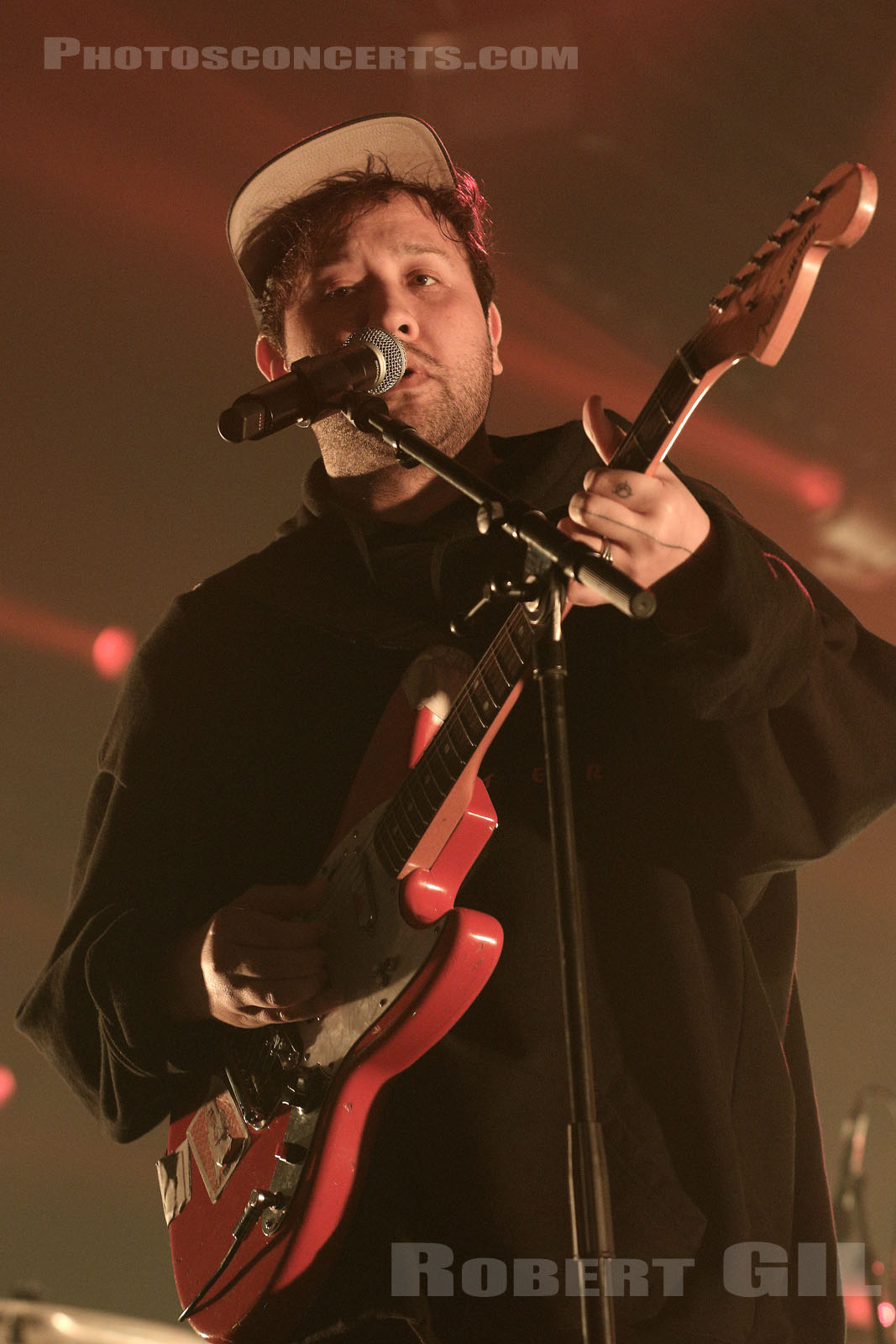 UNKNOWN MORTAL ORCHESTRA - 2018-11-03 - PARIS - Grande Halle de La Villette