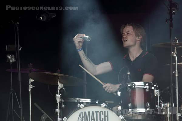 WE ARE MATCH - 2015-08-30 - SAINT CLOUD - Domaine National - Scene de l'Industrie