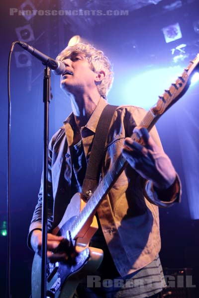 WE ARE SCIENTISTS - 2018-05-15 - PARIS - Petit Bain
