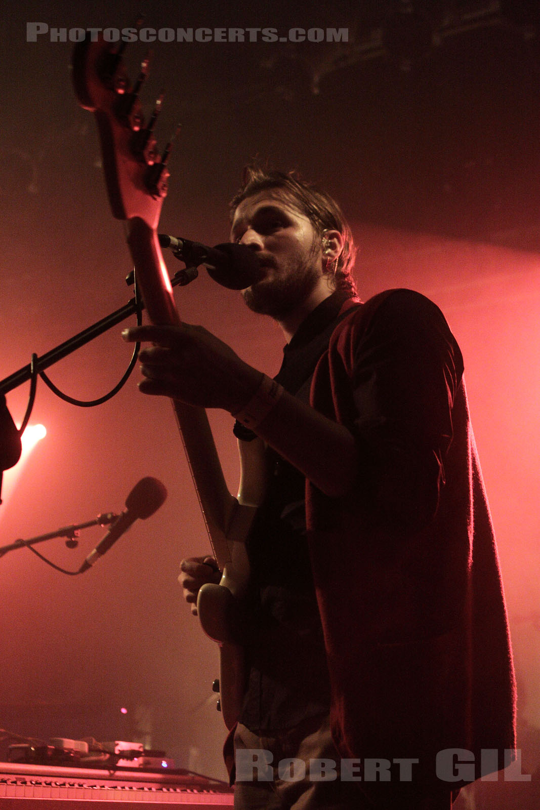 WILD BEASTS - 2011-05-19 - PARIS - Point Ephemere