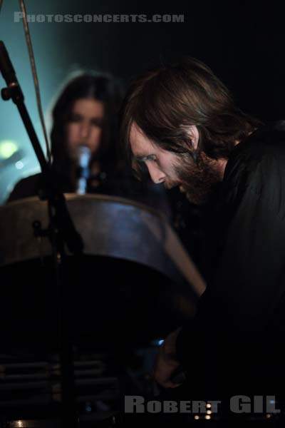 WILDBIRDS AND PEACEDRUMS - 2010-10-11 - PARIS - Cafe de la Danse