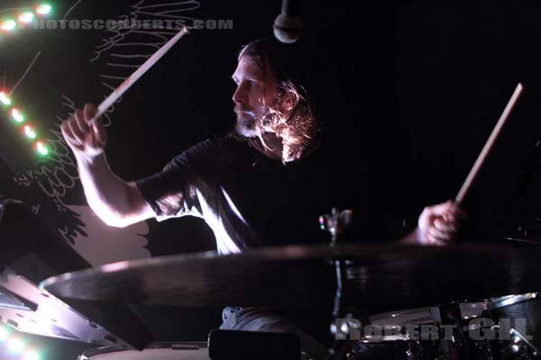 WILDBIRDS AND PEACEDRUMS - 2014-11-17 - PARIS - Espace B