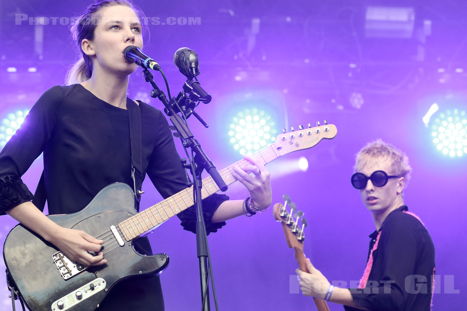 WOLF ALICE - 2015-08-28 - SAINT CLOUD - Domaine National - Scene Pression Live