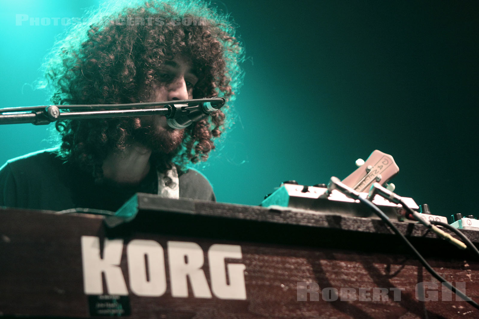 WOLFMOTHER - 2010-01-25 - PARIS - Le Bataclan