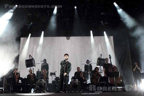 WOODKID - 2014-06-29 - PARIS - Hippodrome de Longchamp