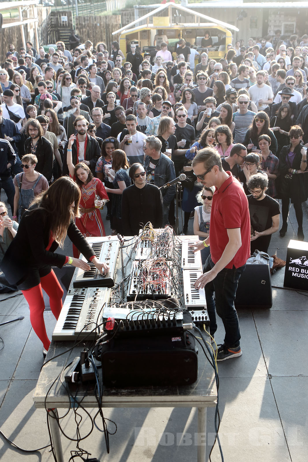 XENO AND OAKLANDER - 2018-05-20 - PARIS - La Station - Gare des Mines