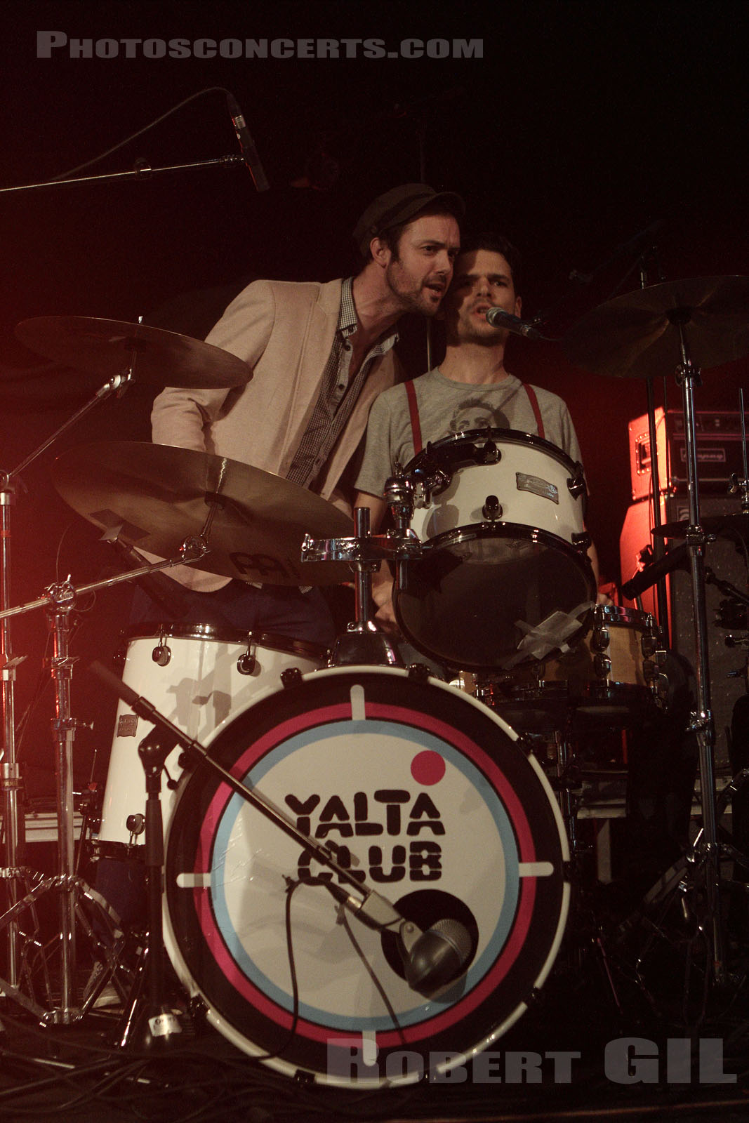YALTA CLUB - 2013-03-11 - PARIS - Le Trianon