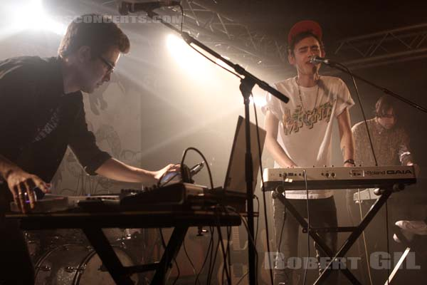 YEARS AND YEARS - 2013-11-07 - PARIS - La Boule Noire