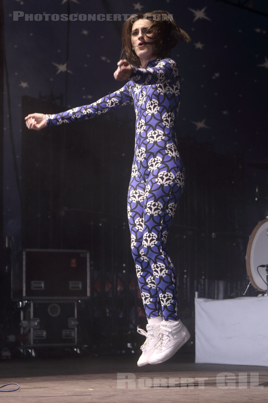 YELLE - 2015-06-28 - PARIS - Hippodrome de Longchamp