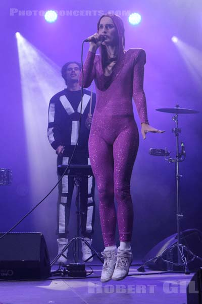 YELLE - 2018-08-24 - SAINT CLOUD - Domaine National - Scene du Bosquet