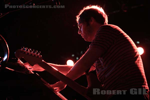 YETI LANE - 2012-07-04 - PARIS - Le Trianon